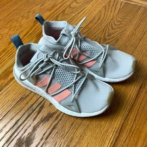 Adidas Arkyn B37071 Grey/Pink 7.5 Primeknit Boost